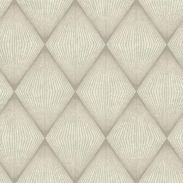 Picture of Enlightenment  Light Grey Diamond Geometric