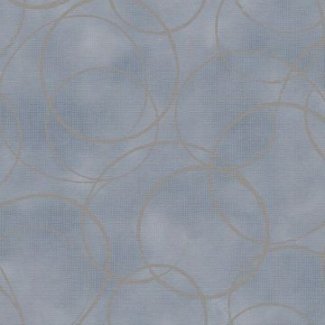 Picture of Ripple Blue Circle Geometric