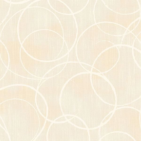 Picture of Ripple Beige Circle Geometric