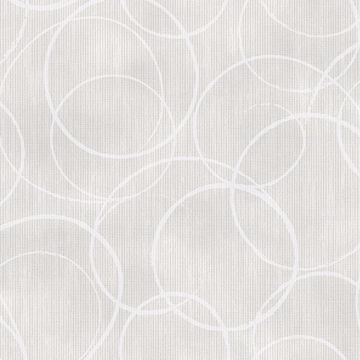 Picture of Ripple Light Grey Circle Geometric
