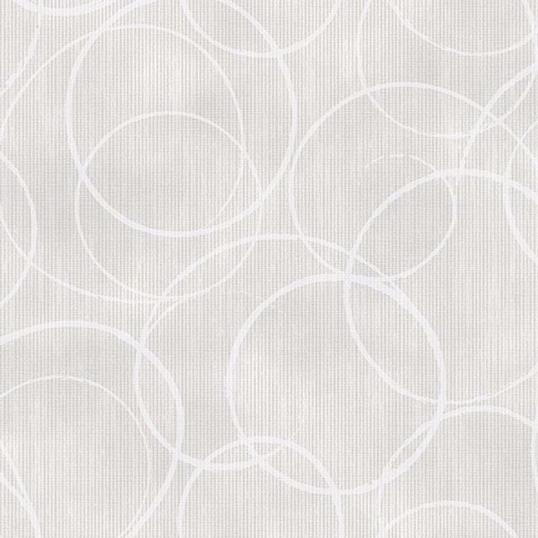 Picture of Ripple Light Grey Circle Geometric
