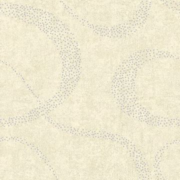 Picture of Swirl Beige Scroll Geometric