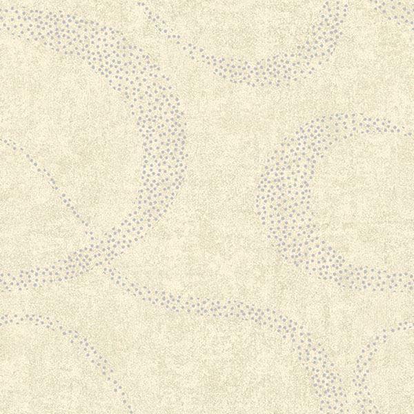 Picture of Swirl Beige Scroll Geometric