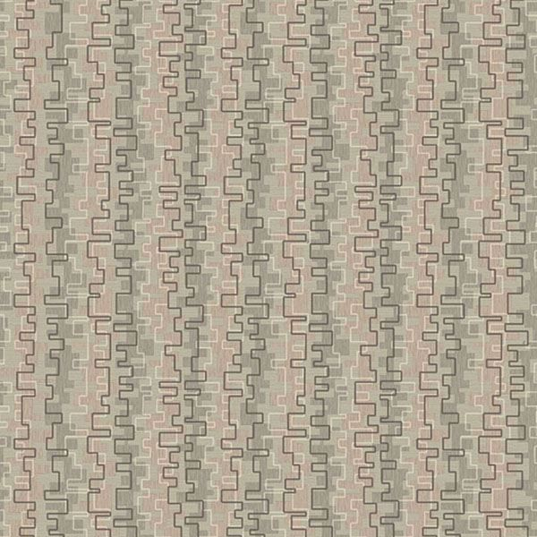 Picture of Harmonize Taupe Small Geometric