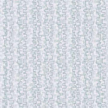 Picture of Harmonize Blue Small Geometric
