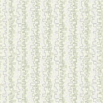 Picture of Harmonize Light Grey Small Geometric