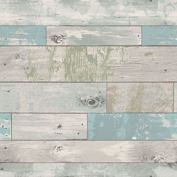Picture of Beachwood Peel And Stick Wallpaper