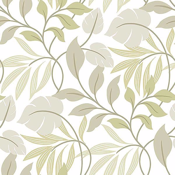 Picture of Neutral Meadow Peel And Stick Wallpaper