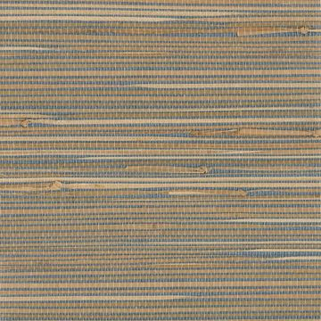 Picture of Jissai Mariner Blue Grasscloth