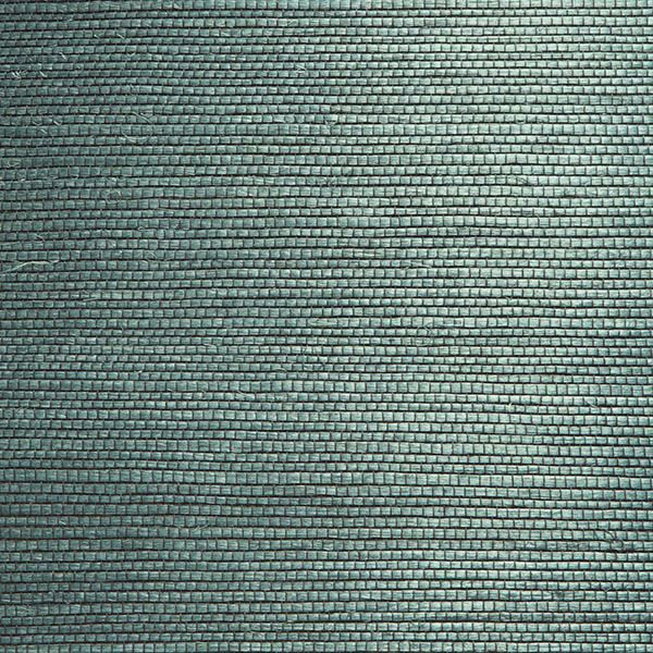 Picture of Thanos Teal Grasscloth