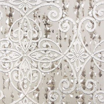 Picture of Ilias Taupe Optical Damask