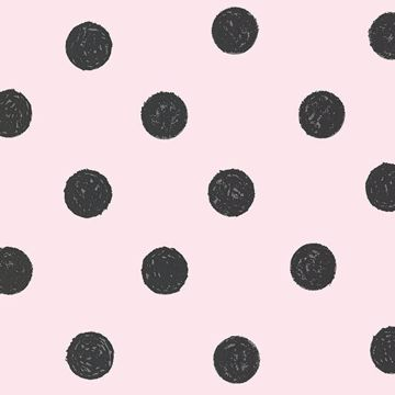 Picture of Lunette Light Pink Polka Dot