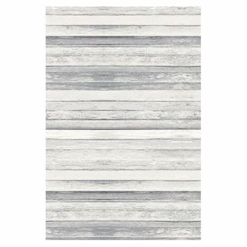 Picture of Timber Light Grey Board Wall Mural