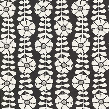 Picture of Obliquity Black Floral