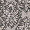 Picture of Aurelia Charcoal Damask