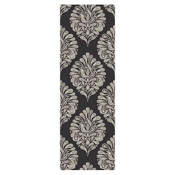 Picture of Magnitude Black Damask Mural Wall Mural