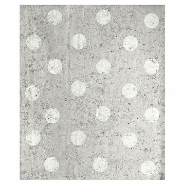 Picture of Concrete Dots Light Grey Polka Dot