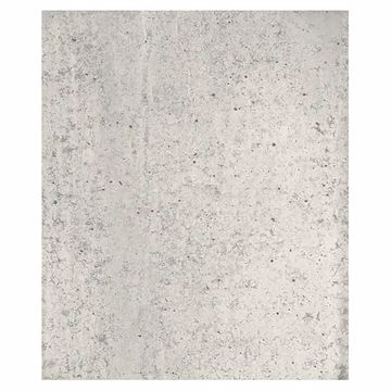 Picture of Very Concrete Light Grey Graphic Wall Mural
