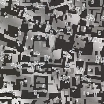 Picture of Collision Grey Geometric
