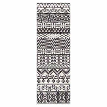 Picture of Aztec Stripe Cream Geometric Wall Mural
