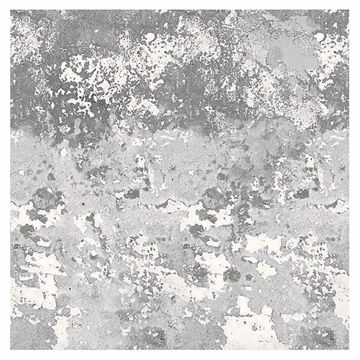 Picture of Rough& Rugged Grey Graphic Wall Mural