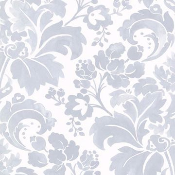 Picture of Perigee Blue Damask