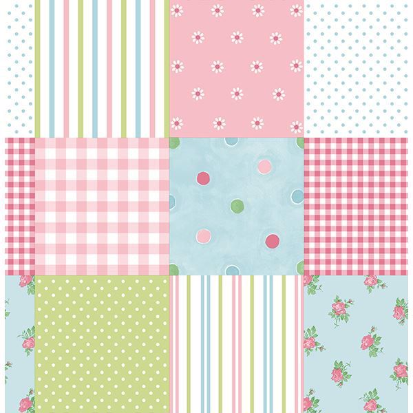 Picture of Patchwork Pink Patchwork