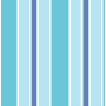 Picture of Sunshine Stripe Teal Stripe