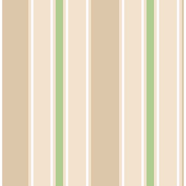 Picture of Sunshine Stripe Light Green Stripe