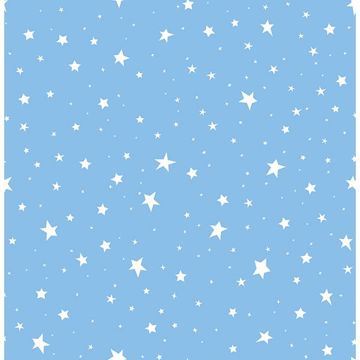 Picture of Stars Sky Blue Stars