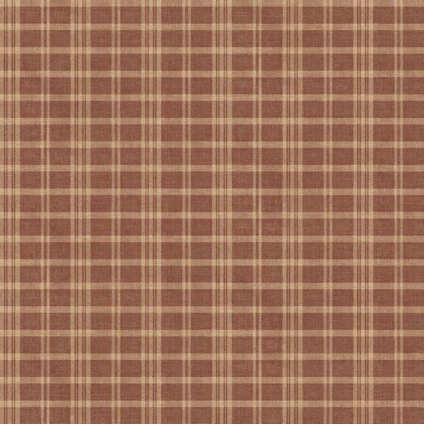 Picture of Prairie  Dark Red Gingham