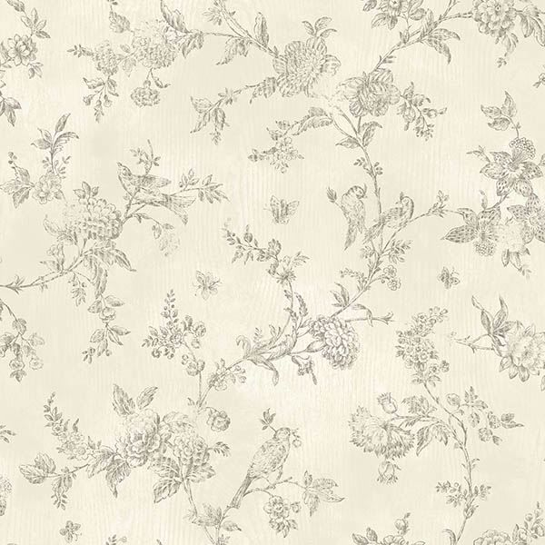 Picture of French Nightingale Cream Toile