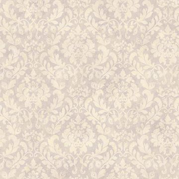 Picture of Belle Jardin Damask Lilac Damask