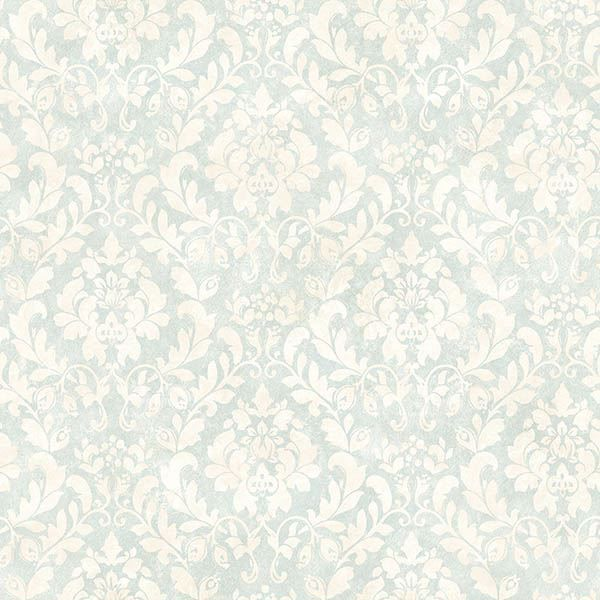 Picture of Belle Jardin Damask Sky Damask