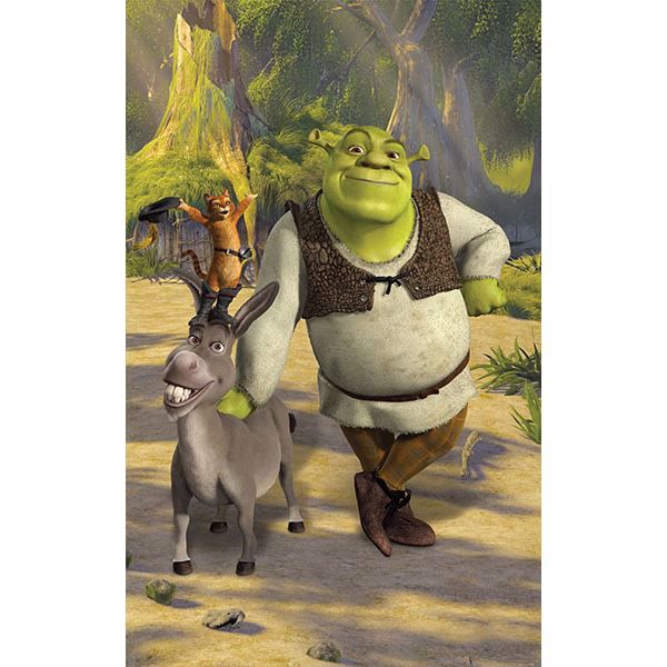 Picture of Shrek Wall Mural