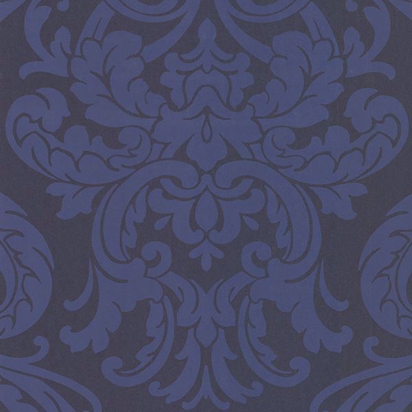 Picture of Alimos Navy Damask