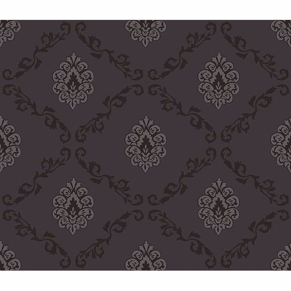 Picture of Acharnes Black Damask