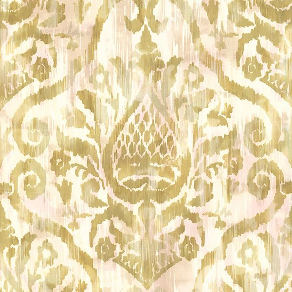 Picture of Argos Golden Green Damask