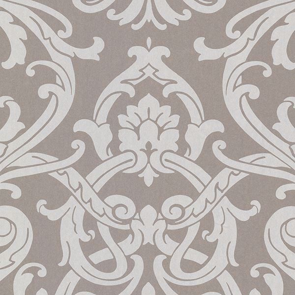 Picture of Alimos Pewter Damask