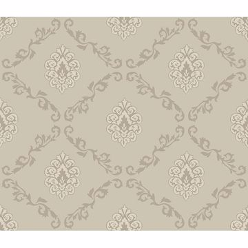 Picture of Acharnes Taupe Damask
