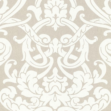 Picture of Alimos Taupe Damask