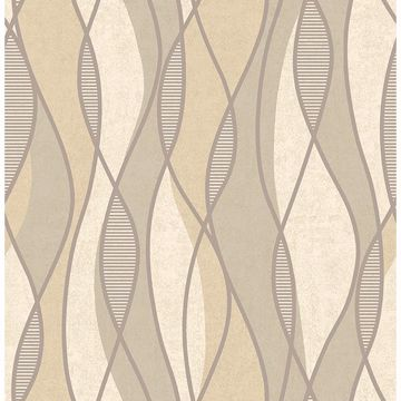 Picture of Gille Taupe Geometric
