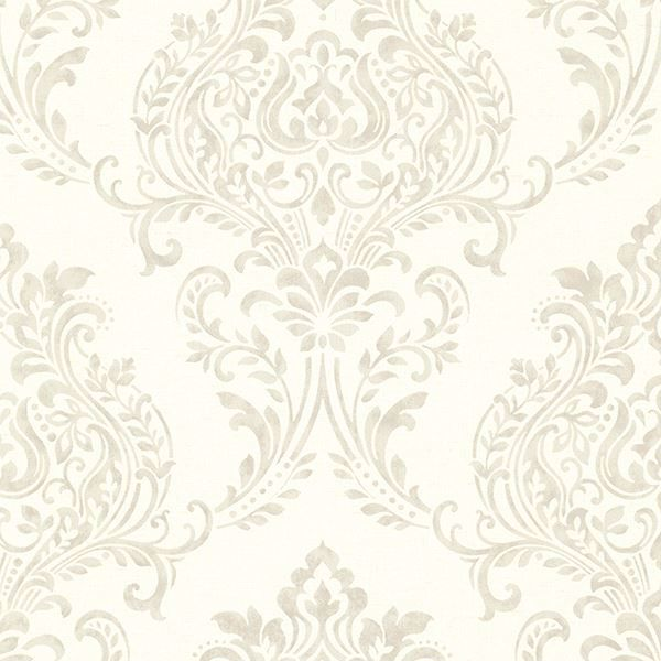 Picture of Diane Taupe Damask