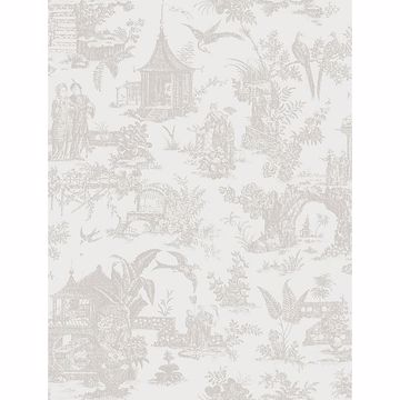Picture of Sage Grey Toile