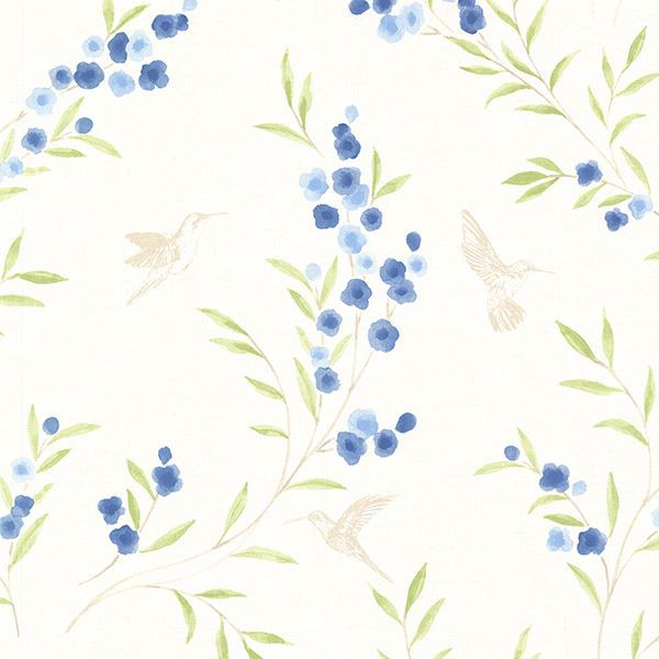 Picture of Lineanna Blue Floral