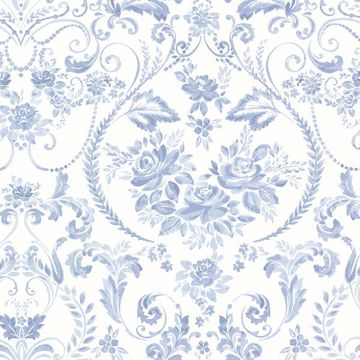 Picture of Canne Blue Floral