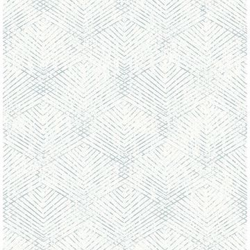 Picture of Tangent Teal Geometric