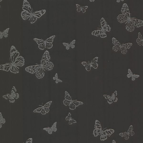 Picture of Pearl Black Butterfly