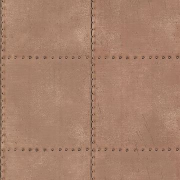 Picture of Metal Copper Texture