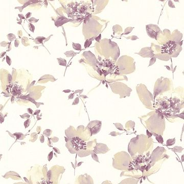 Picture of Ludor Purple Floral